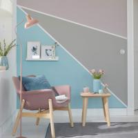 Leisten Wand-Decke