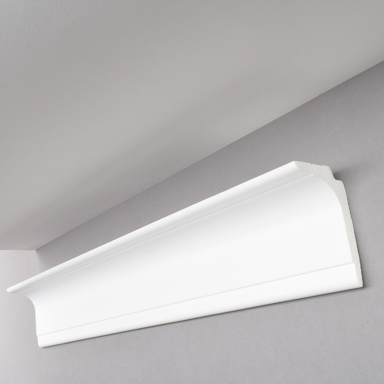 Die lichtleiste l100 auch als gardinenschiene und - Lichtleiste wand ...