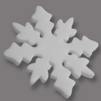 Schneekristall