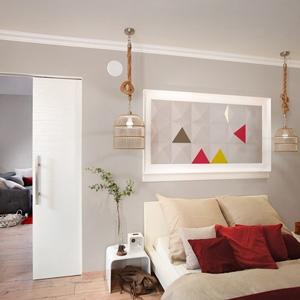 Inspiration Wandgestaltung Schlafzimmer